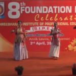 Group Dance by SIPE Law College students